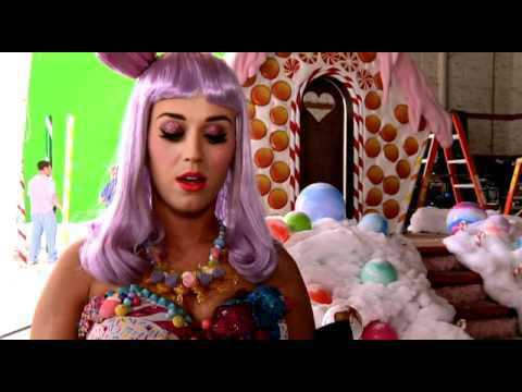 Katy Perry - The Making of California Gurls