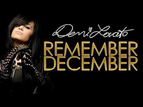 Demi Lovato - Remember December