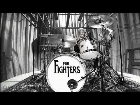 Foo Fighters - Rope (Live on Letterman)