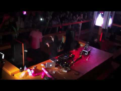 55min OF SKRILLEX LIVE in Budapest @ Studio 13.03.2011