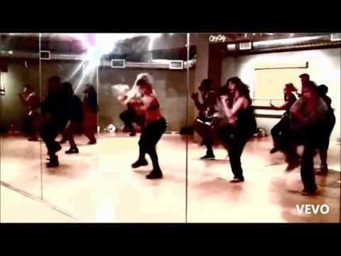 Lady Gaga - Judas (CHOREOGRAPHY OFFICIAL VEVO)