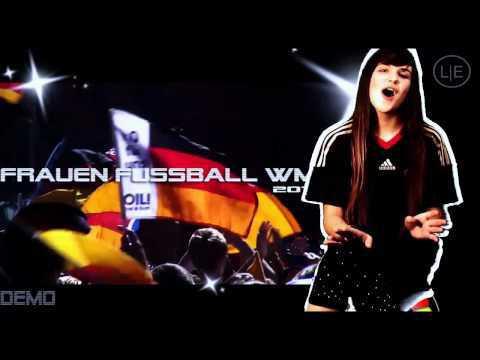mein Beitrag zur Frauenfu?ball-WM 2011 von Diana-Maria (12 J.) Demo