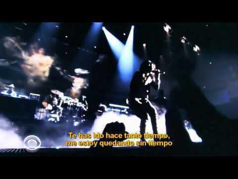 Dr. Dre ft Eminem - I Need A Doctor en vivo subtitulada