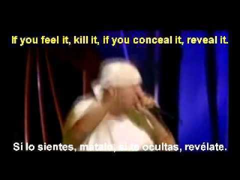 Eminem: Soldier - Live En Vivo (Subtitulado - Traducido al Espa?ol e Ingl?s)