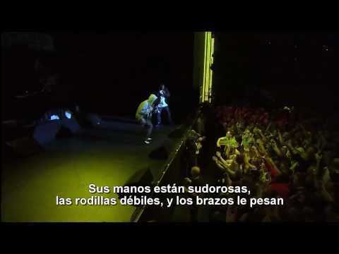Eminem - Lose Yourself en vivo subtitulada al espa?ol [HD]