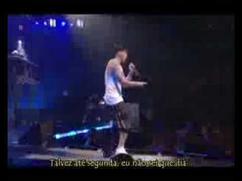 eminem just lose it legendado ao vivo