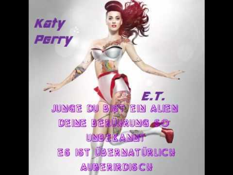 Katy Perry - E.T. (deutsche ?bersetzung) HQ