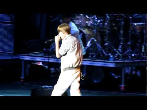 New Movie (Novo Video Ao Vivo)Justin Bieber Baby  Ao vivo