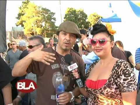 Baby Bash Cyclone,  Enanitos Verdes En Vivo, Justin Bieber in Trouble en Bla TV 3/1