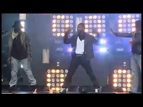 Usher OMG oh my god Live ao vivo ft will i am and  Justin Bieber 2010