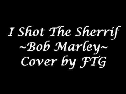 Bob Marley - I Shot The Sherrif Metal Cover