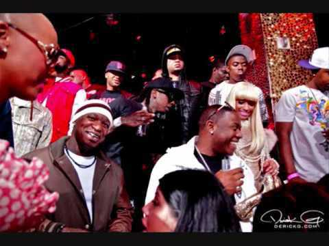 Young Money crew fighting at VMA 2011 must watch Vevo HD