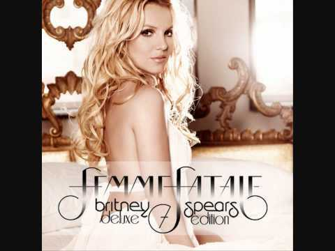 Britney Spears - Dont Keep Me Waiting - [Femme Fatale Bonus Track] (HD)