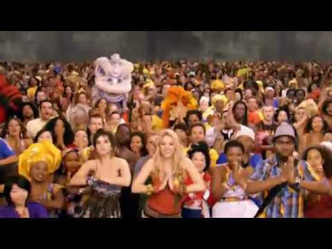 Shakira - Waka Waka Official Music Video
