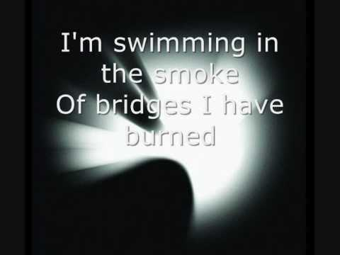 Linkin Park - Burning in the Skies - Lyrics on screen