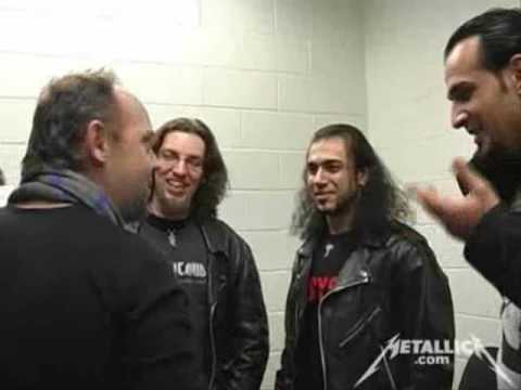 Metallica - MetOnTour Video (Newark, NJ Prudential Center February 1, 2009) #1