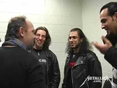 Metallica - MetOnTour Video (Newark, NJ Prudential Center February 1, 2009) #1