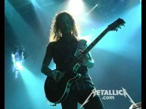 Metallica - MetOnTour Video (Little Rock, AR Alltel Arena November 22, 2008)
