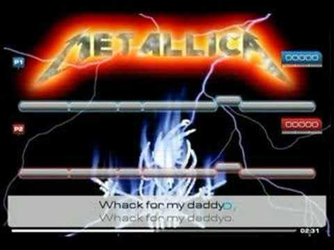 Metallica - Whiskey In The Jar [ Ultrastar ]