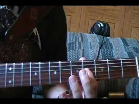 NOTHING ELSE MATTERS Guitar Lesson By Metallica ( Video 1 of 4 )