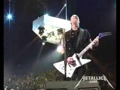 Metallica - MetOnTour Video (Kansas City, MO 2008)