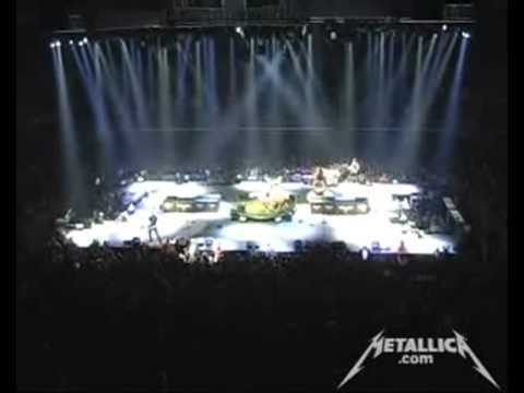 Metallica - MetOnTour Video (Salt Lake City, UT 2008)