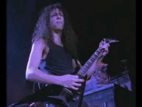 Metallica - Master Of Puppets live Seattle 1989