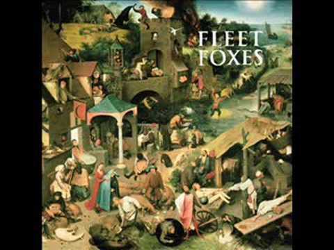 Fleet Foxes - Blue Ridge Mountains (only sound)