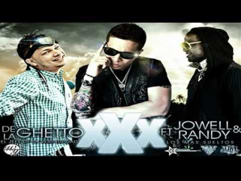 De La Ghetto Ft. Jowell & Randy - Triple  XXX [Original] [Prod. By Live Music] †Reggaeton 2011†