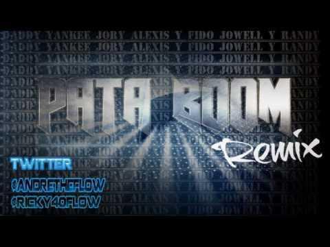 Pata Boom (Remix) Daddy Yankee Ft. Jory, Jowell y Randy, Alexis y Fido ?Mundial Prestige?