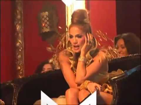 Jennifer Lopez On The Floor  Behind The Scenes Video Clip Part 1