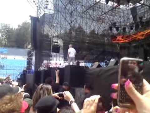 Pitbull - Watagatapitusberry (En Vivo) Tigo Music Fest By Richard Dj Guate