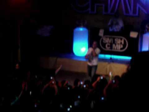 pitbull en vivo desde Chango FRANKFURT