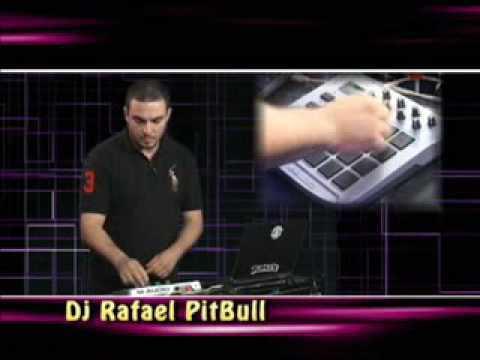 Dj Rafael Pitbull Ao vivo