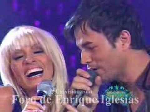 Nunca te olvidare _ Enrique Iglesias y Yuri (en vivo)