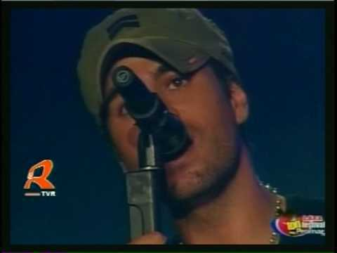Enrique Iglesias En Vivo Lara Top Festival 2009 Nunca Te Olvidare