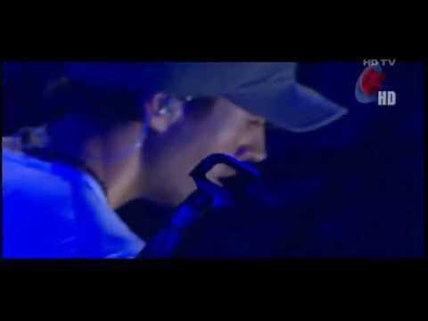 Enrique Iglesias - Nunca Te Olvidare (en vivo)