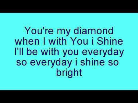 Tiesto - You Are My Diamond (Lyrics On Video) (Mp3 Download)