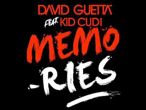 David Guetta ft. KID CUDI - Memories [Best Quality]