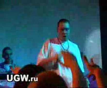 Карандаш & DJ Superman live part 1 @ XO 14/06/08 True Music