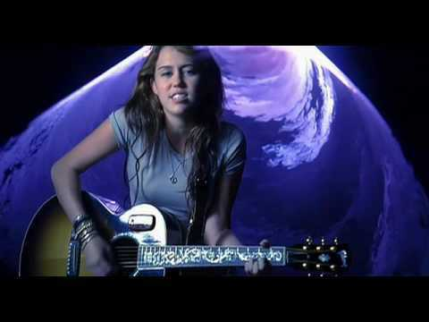 Miley Cyrus- The Climb music video (Watch in HQ!)