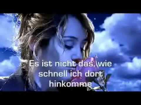 The Climb - Miley Cyrus (Deutsche ?bersetzung)
