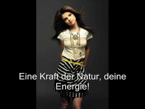 Selena Gomez Naturally?[Deutsche ?bersetzung]