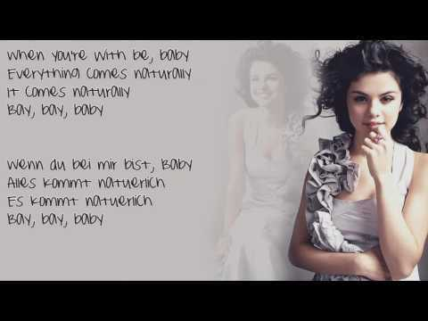 Selena Gomez - Naturally (Lyrics + deutsche ?bersetzung).mp4