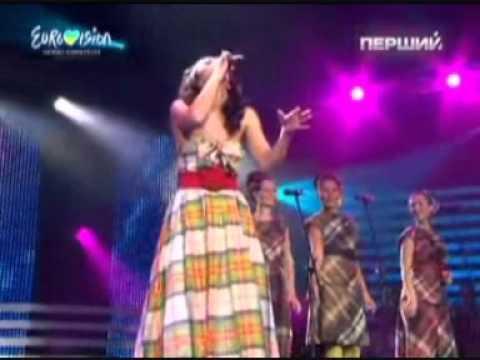Jamala - Smile (Eurovision 2011 Ukraine)