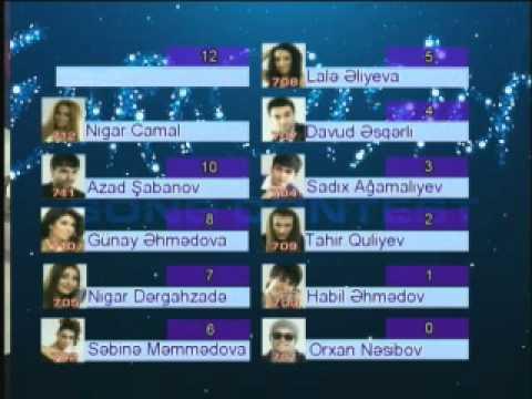 Евровидения 2011 от Азербайджана (седьмая группа) azblok.net
