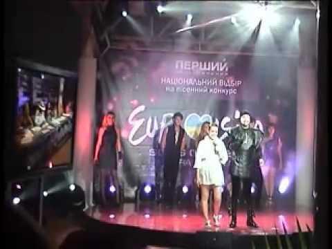 Максим Новицкий  Евровидение 2011
