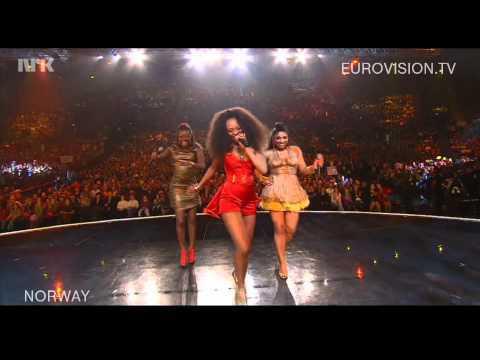 Евровидение 2011   Норвегия   Stella Mwangi   Haba Haba