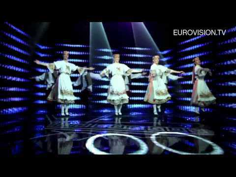 Евровидение 2011 - Беларусь - Anastasiya Vinnikova - I Am Belarusian