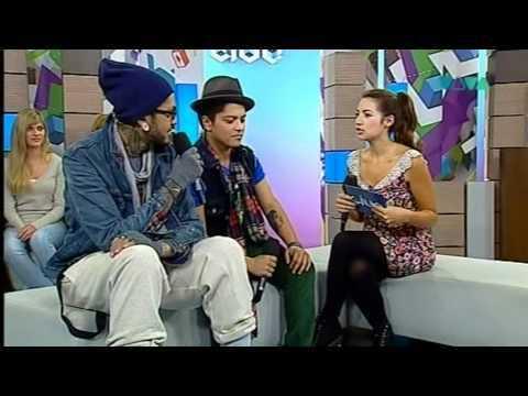 Viva Live mit Travie McCoy und Bruno Mars